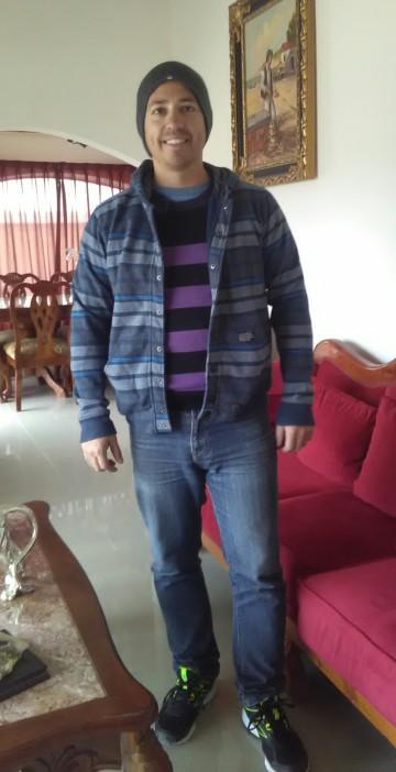 cristian varas, 44, Coquimbo, Chile