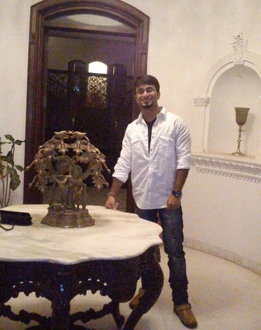 Surojit Sengupta, 32, Calcutta, India