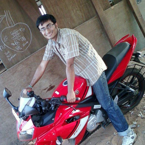 Surojit Sengupta, 31, Calcutta, India
