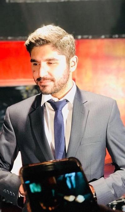 Ameer ali, 24, Karachi, Pakistan