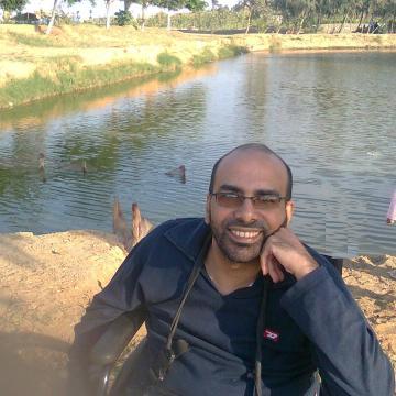 Amr El Aaser, 46, Cairo, Egypt