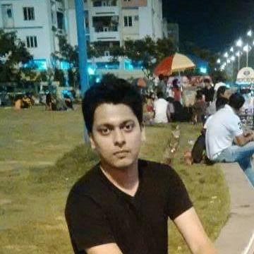 Ashish Sinha, 29, Pune, India