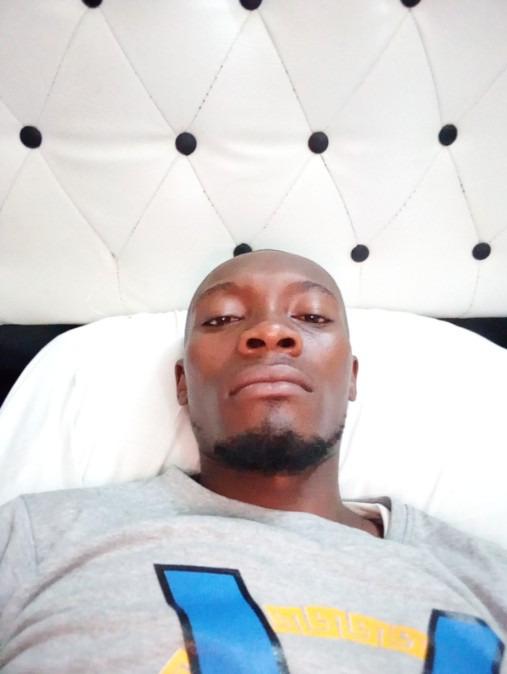 Humphrey, 30, Lagos, Nigeria