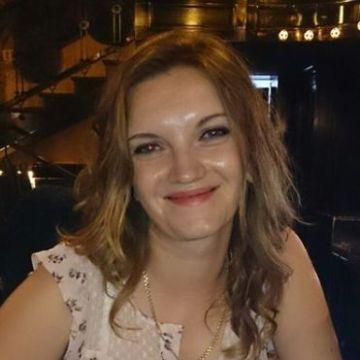Alesia Movchan, 35, Cherkasy, Ukraine