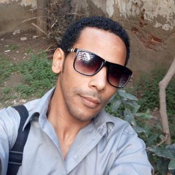 Hani Khalil, 33, Alexandria, Egypt
