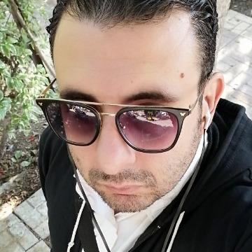 Ahmed Gharib, 33, Cairo, Egypt