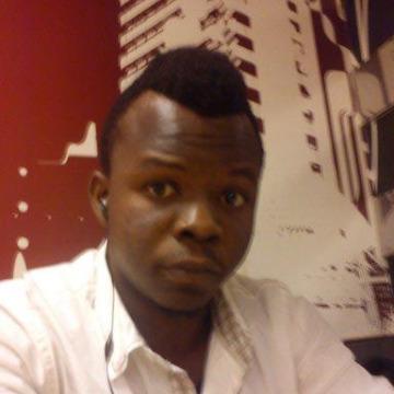 Gaga Jigi, 28, Lagos, Nigeria
