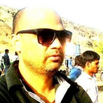 Tankprasad K Acharya, 41, Mumbai, India