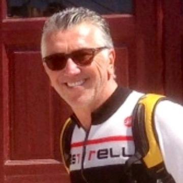 Ali Erden, 51, Izmir, Turkey