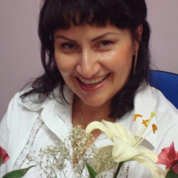 HELEN, 48, Bryansk, Russian Federation