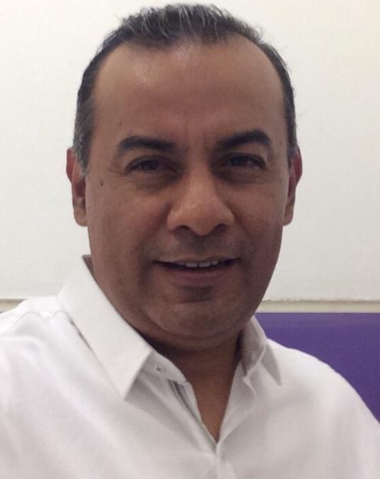 Roger Hernandez Ruiz, 51, Tuxtla Gutierrez, Mexico