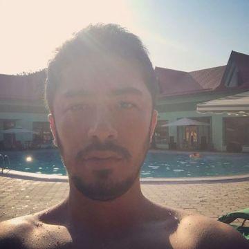 Eldor Dadajonov, 33, Dubai, United Arab Emirates