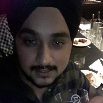 Sahib Singh, 24, New Delhi, India