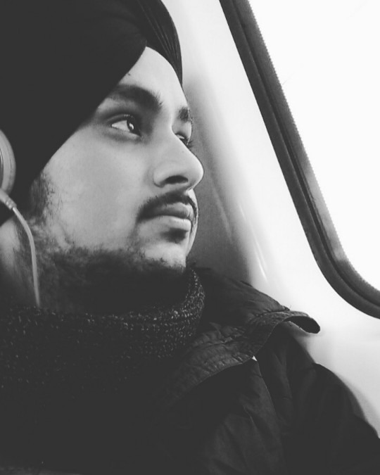 Sahib Singh, 24, New Delhi, India