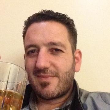 Ilias Torizis, 36, Silver Spring, United States