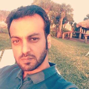 Abdullah, 27, Miami, United States