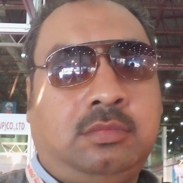 Aabed, 46, Cairo, Egypt