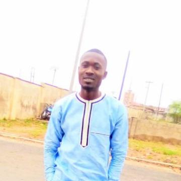 Holla Gabriel, 30, Ilorin, Nigeria