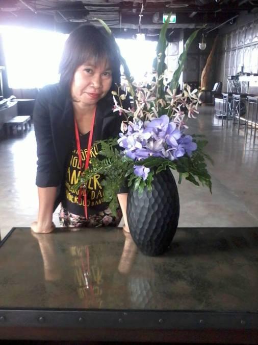 Aiew Ratawatee, 51, Bangkok, Thailand