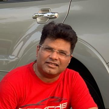 Abhay, 41, New Delhi, India