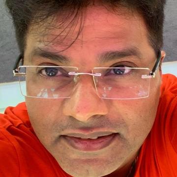 Abhay, 43, Chandigarh, India