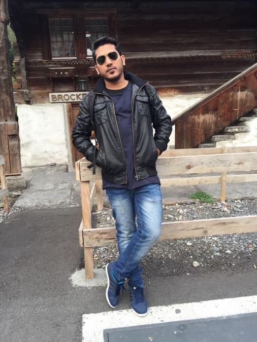 Nabil, 33, Dubai, United Arab Emirates
