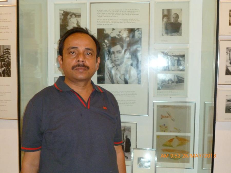 Jitender Gond, 52, Calcutta, India