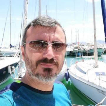 Areef Taner, 46, Istanbul, Turkey
