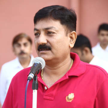 Bharat Bhushan Rawal, 56, Dehradun, India