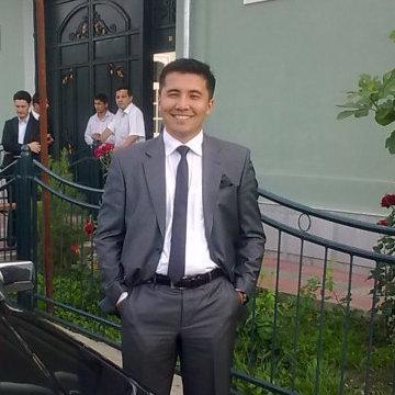 Kamol Isakov, 34, Tashkent, Uzbekistan