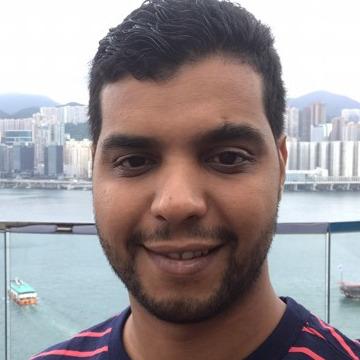 Ahmed Essam, 32, Cairo, Egypt