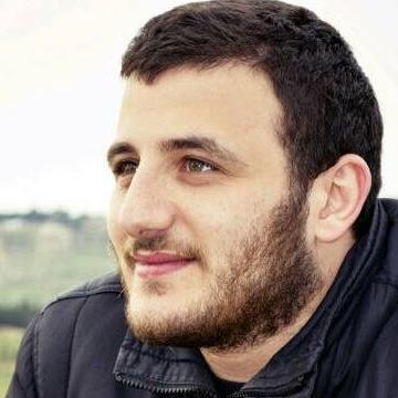 Ali Hammoud, 32, Beyrouth, Lebanon