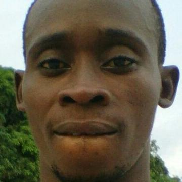 Kouame Innocent Konan, 32, Abidjan, Cote D'Ivoire