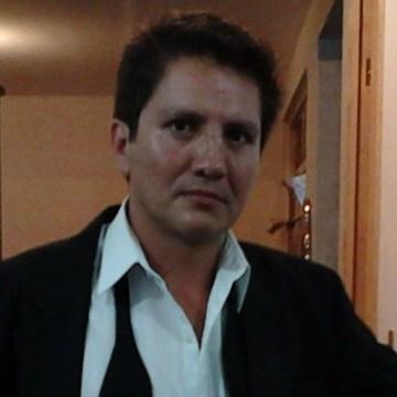 Ian Hanssen, 37, Mexico City, Mexico