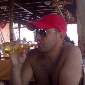 OMER HASBAL, 38, Istanbul, Turkey