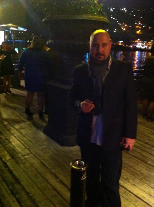 OMER HASBAL, 39, Istanbul, Turkey