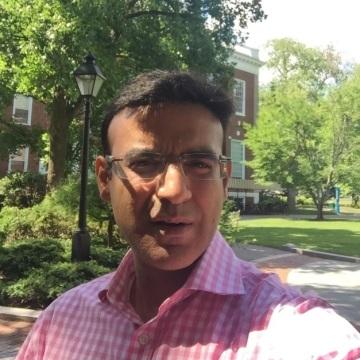 Ramit, 42, New Delhi, India