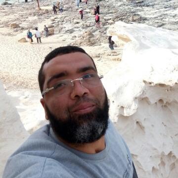 Sayed, 39, Cairo, Egypt