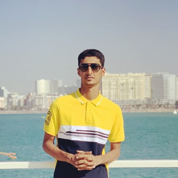 Monther Mohammed, 34, Muscat, Oman