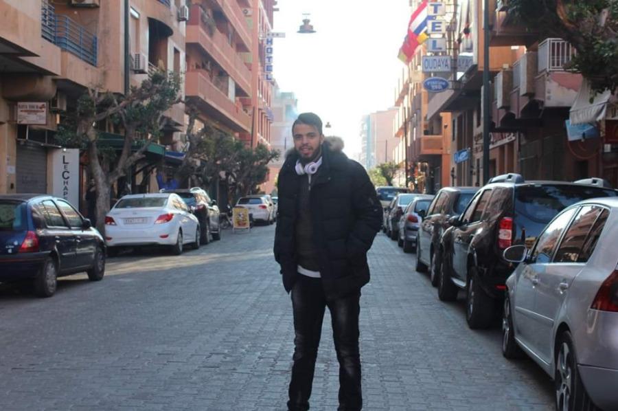 Ig:iamabdellahdaho, 27, Tetouan, Morocco