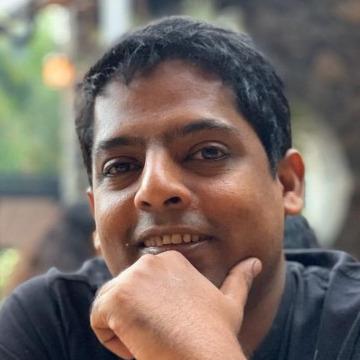 Paresh, 35, Mumbai, India