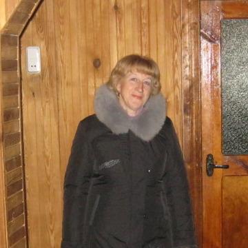 Людмила, 60, Kobryn, Belarus