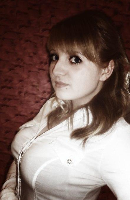 Olya, 24, Slov'yans'k, Ukraine