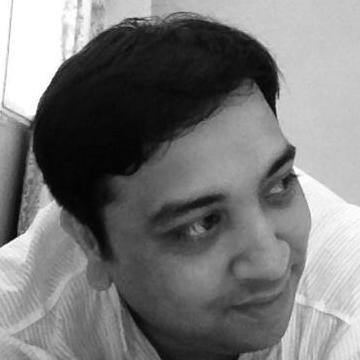 Dhaval Mehta, 41, Mumbai, India