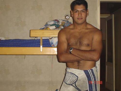 Pablo André Morales, 32, Buenos Aires, Argentina