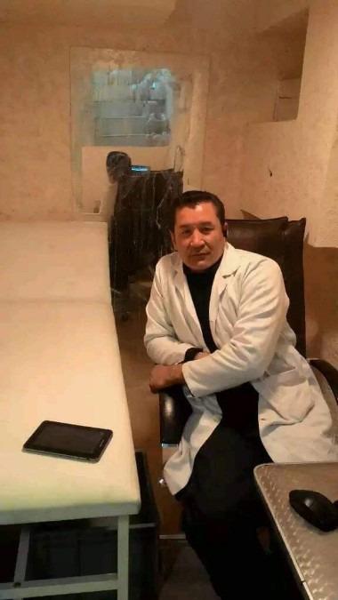 Ibrahim Abbas, 34, Bursa, Turkey