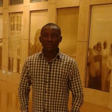 Stanley, 31, Dubai, United Arab Emirates