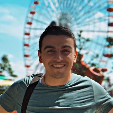 Yervand Saribekyan, 25, Yerevan, Armenia