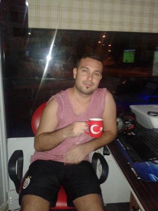 zafer, 30, Adana, Turkey