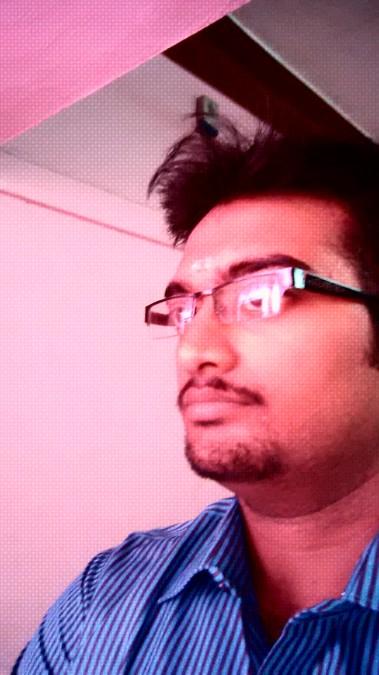 Veeramani Kandan, 30, Coimbatore, India